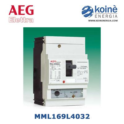 aeg elettra MML169L4032 interruttore modulare scatolato