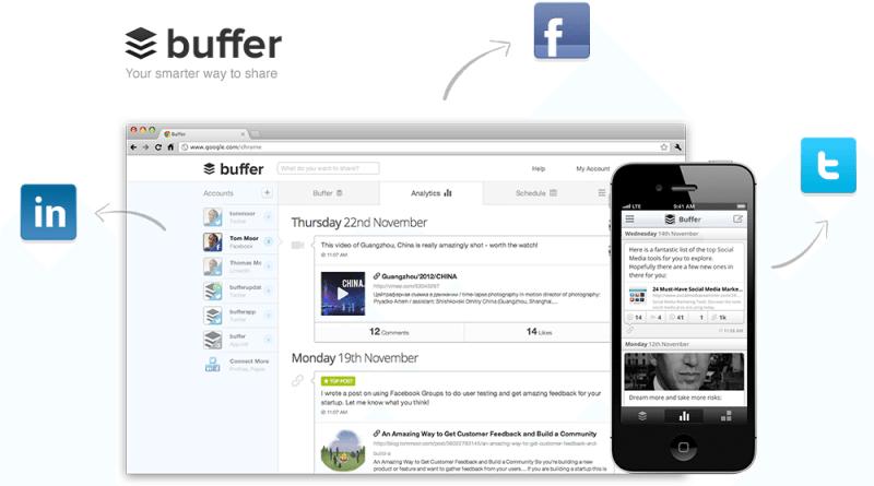 Buffer app setup how to guide