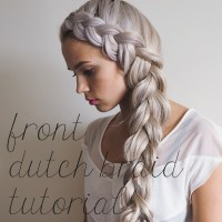 Front French Braid Hair Pinterest Front French Braids ...