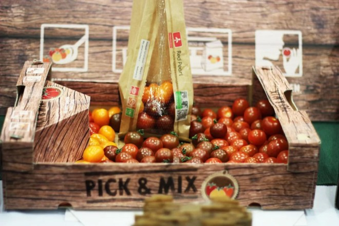 Tomaten pick & mix Delhaize