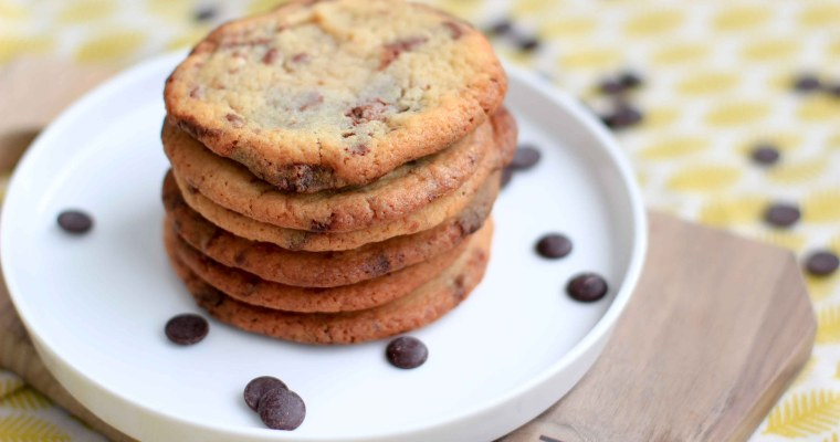 De beste Chocolate chip cookies ever!