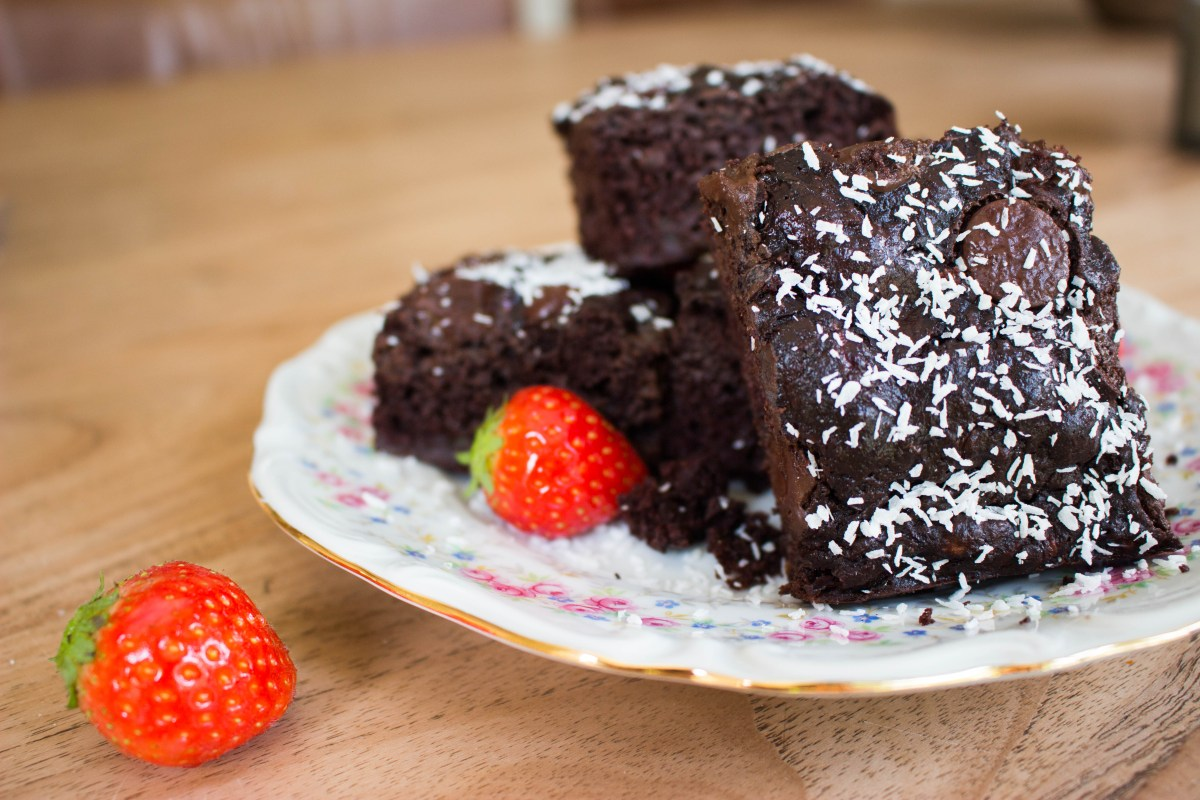 Courgette brownie-2