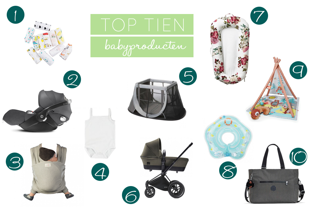 04204250bfc Top 10 must have baby producten »