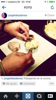 El perfil de koketo en instagram