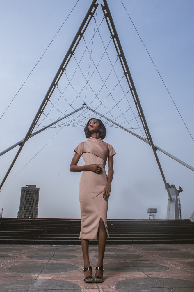 "Fashion Editorial: Lady Biba Presents ""Lady in the City"" Editorial 5"