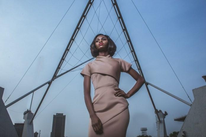 "Fashion Editorial: Lady Biba Presents ""Lady in the City"" Editorial 4"