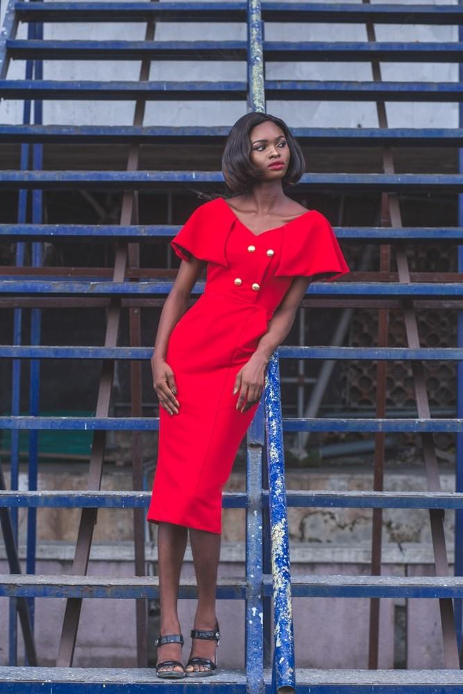 "Fashion Editorial: Lady Biba Presents ""Lady in the City"" Editorial 14"
