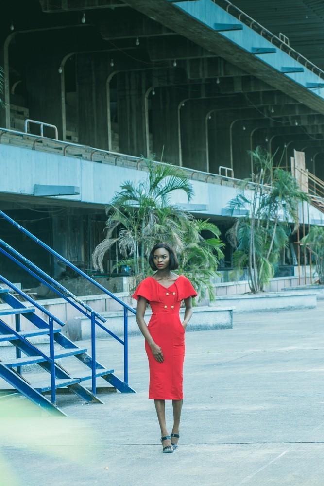 "Fashion Editorial: Lady Biba Presents ""Lady in the City"" Editorial 13"