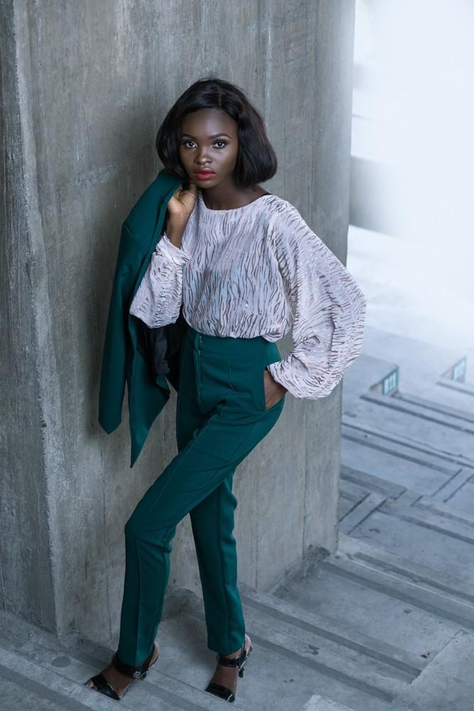 "Fashion Editorial: Lady Biba Presents ""Lady in the City"" Editorial 10"