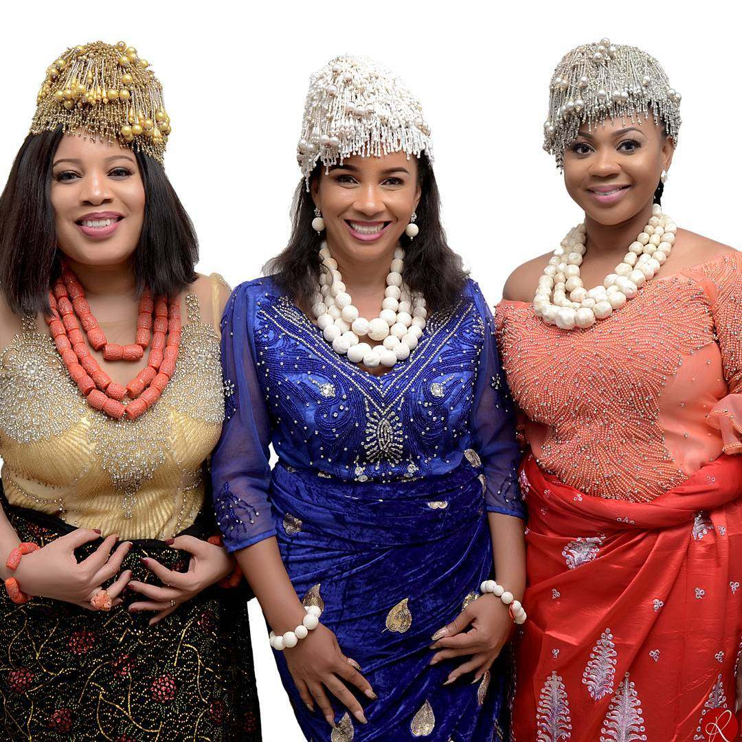 Nollywood Divas Monalisa Chinda Ibinabo Fiberesima Mary Uranta  # Ensembles Tv