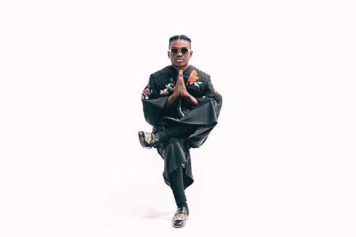 Chocolate City's Dice Ailes Redefines His Style In New Promo Photos 3