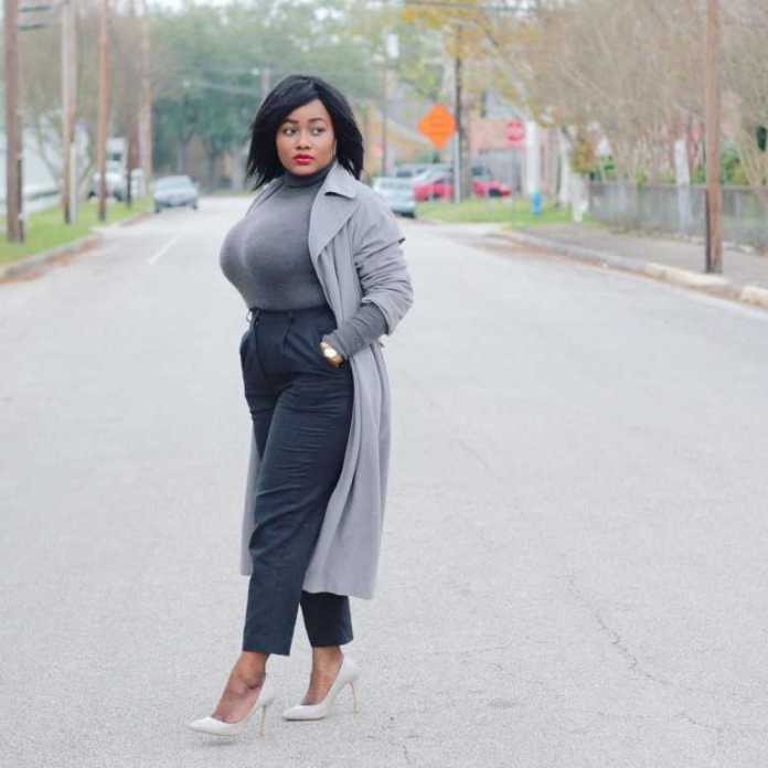 KOKOnista Of The Day: Itoro Essien Keeps Showing Us How To Style It 5