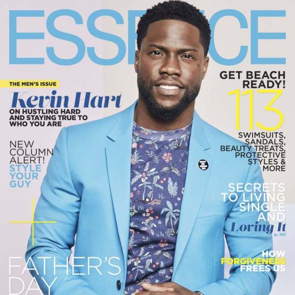 Kevin Hart Talks Family, Future & More As He Covers Essence Magazine June Issue 1