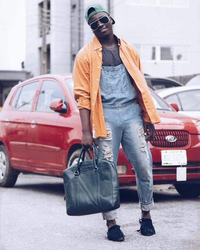 KOKOnisto Of The Day: The Vain Black Boy Adedokun Tomiwa 7