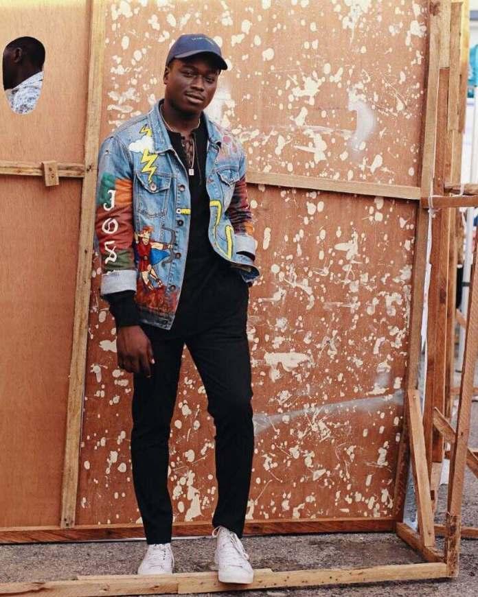 KOKOnisto Of The Day: The Vain Black Boy Adedokun Tomiwa 2