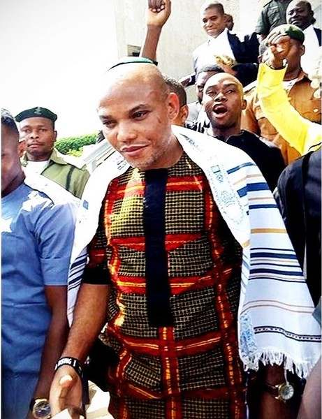 Image result for Nnamdi Kanu: Why I jumped bail