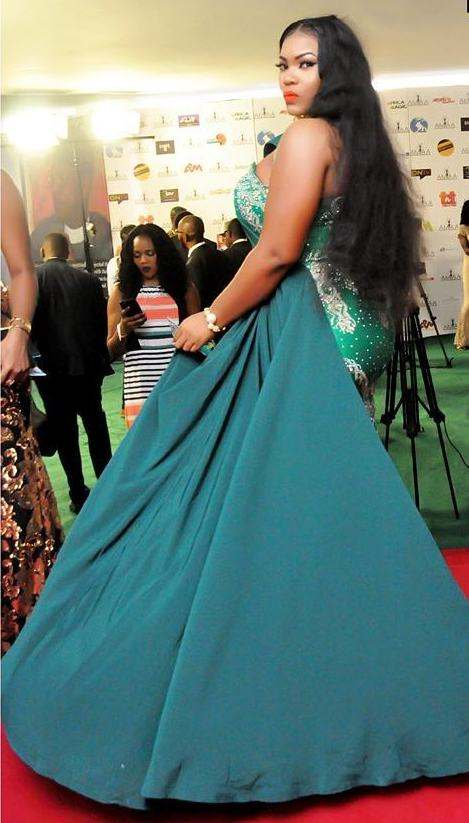 The Insider: See The Stars Who Reigned Supreme At The AMAA 2017 22
