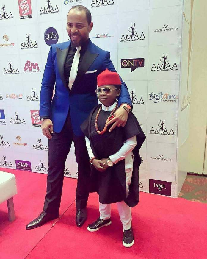 The Insider: See The Stars Who Reigned Supreme At The AMAA 2017 23