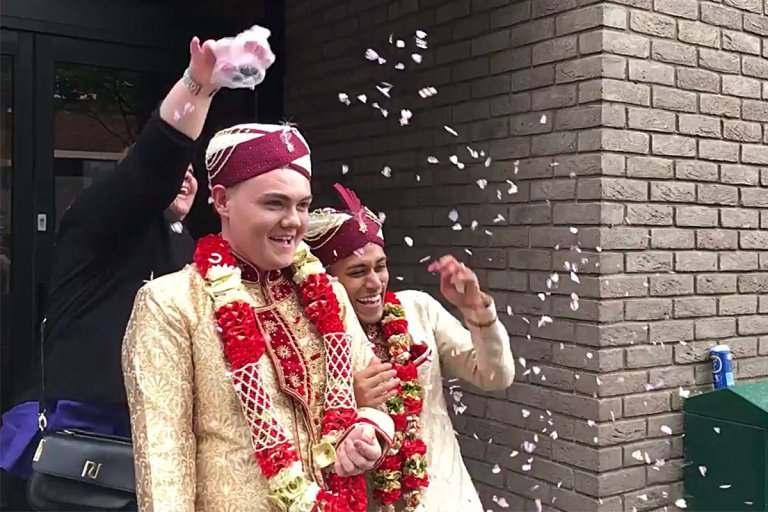 muslim marriage ceremony