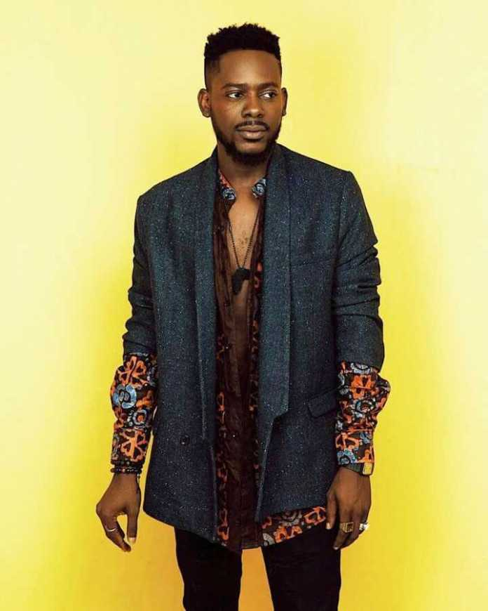 Singer Adekunle Gold Plays Comical Role In New Movie 'Mentally' 3