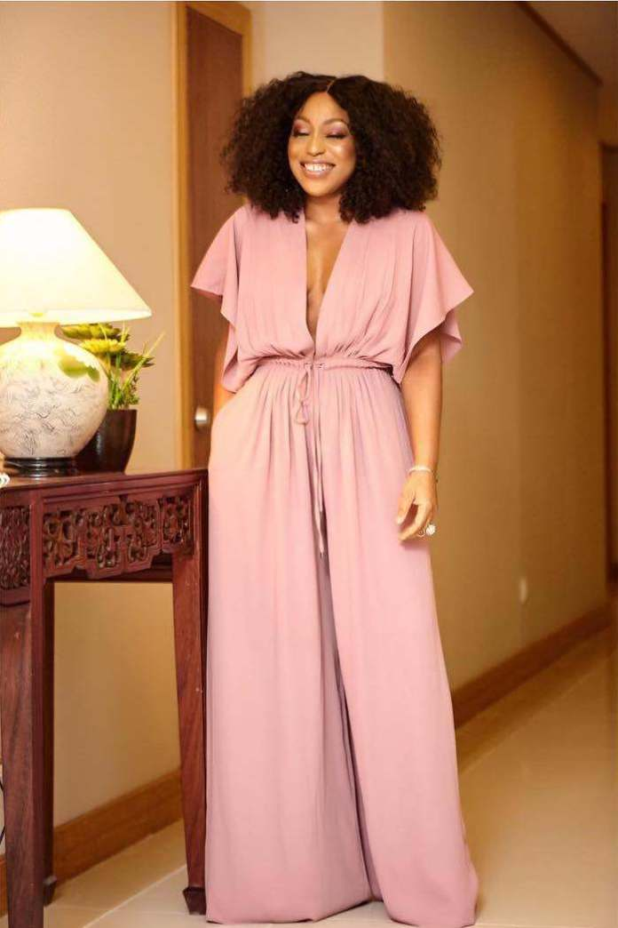 Happy Birthday! Rita Dominic Turns 42 Years Old Today 1
