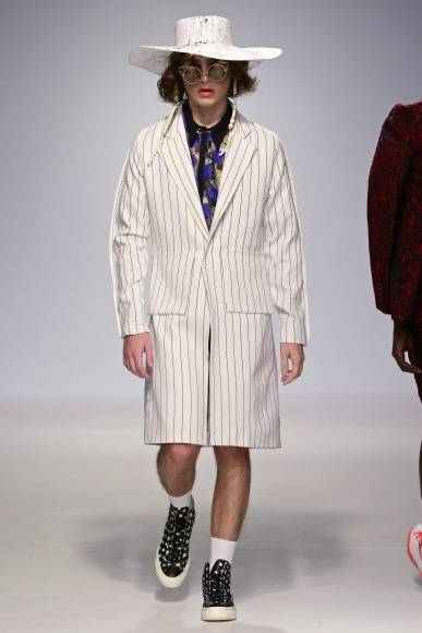 Tokyo James Debuts Spring Summer 2018 Collection At South Africa Menswear Week 18