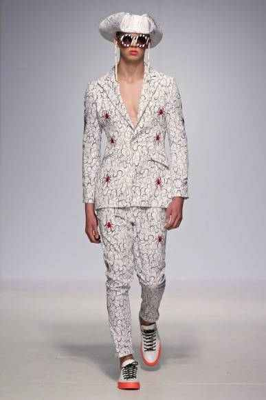 Tokyo James Debuts Spring Summer 2018 Collection At South Africa Menswear Week 16