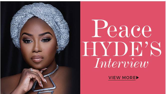 Exclusive! Peace Hyde Gets Candid On Fame, Feminism, Faith And Marriage With The KOKO Magazine 4
