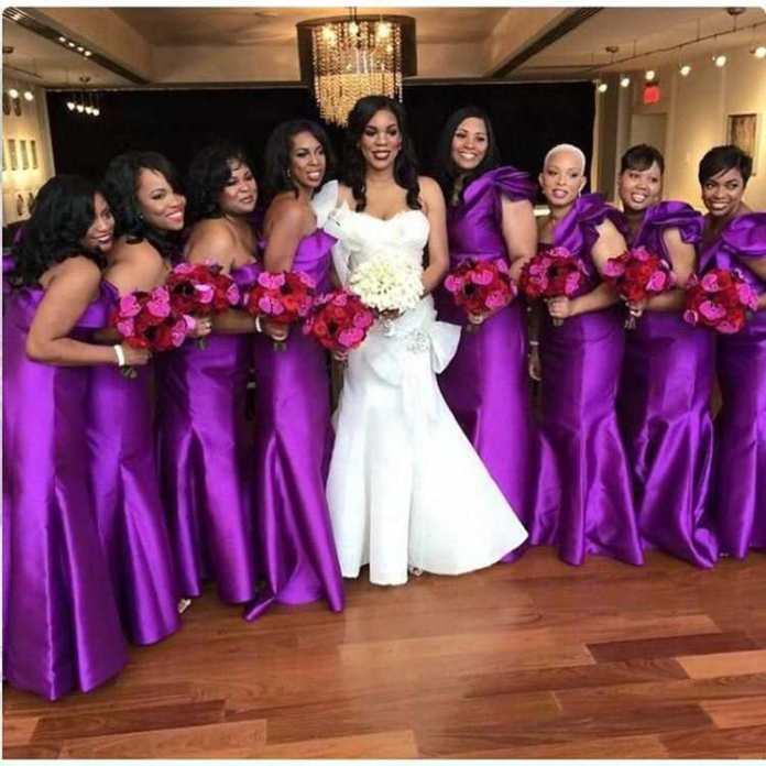 KOKO Weddings: Amazing Inspirations For The Bridal Train - KOKO TV ...