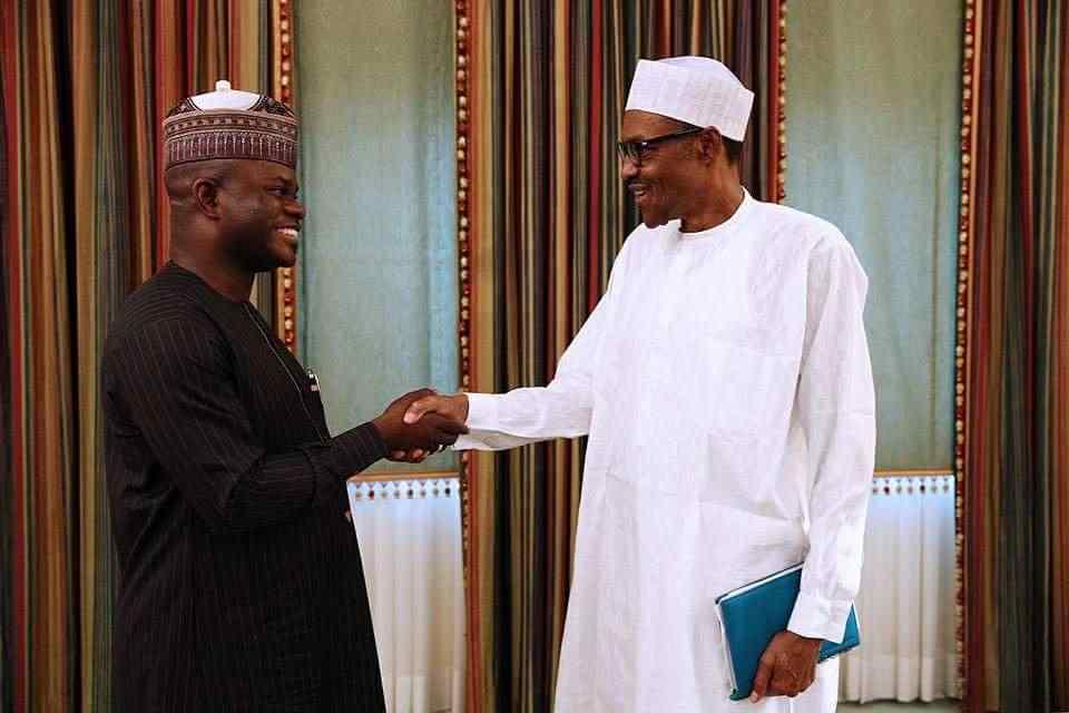Image result for Buhari's Gov. Bello