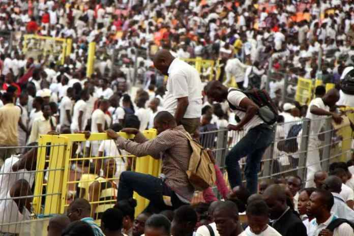 Over 1.2 Million Job-Seekers Applied For 1,112 Nigeria Immigration Service Jobs 2