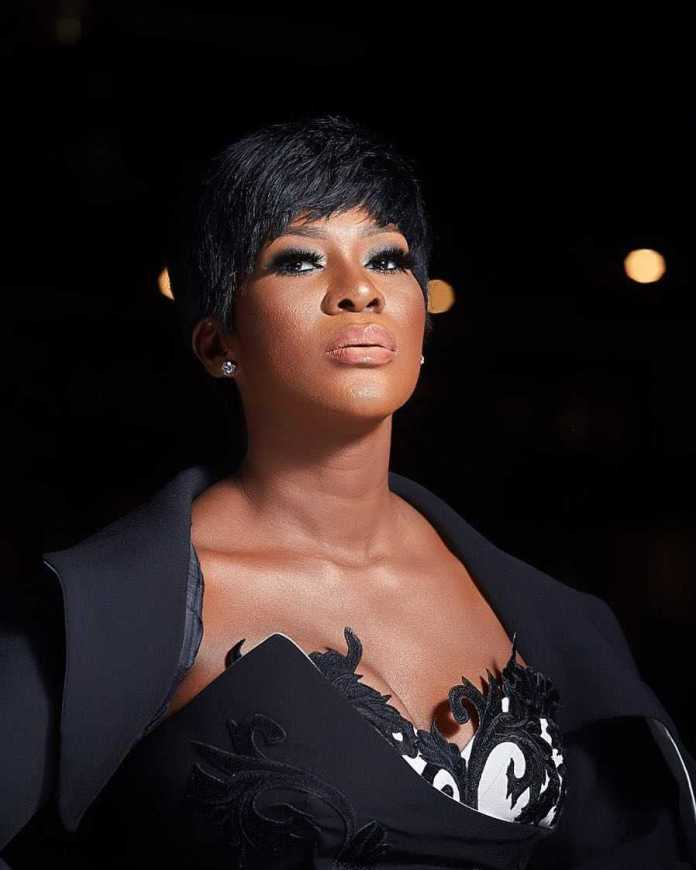 daily beauty look stephanie okereke defines charisma at the glitz