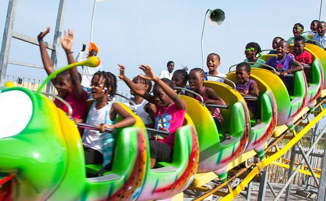 Travel: Give The Whole Family Crew The Fun They Deserve At Dreamworld Africana 2