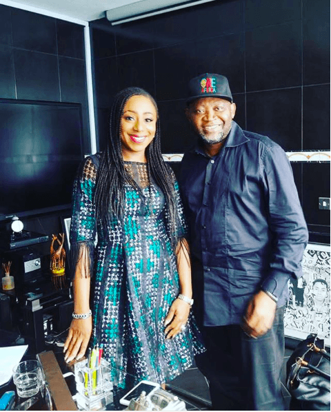 Nollywood Darling Dakore Egbuson Akande Signs Management Deal With Upfront & Personal 1
