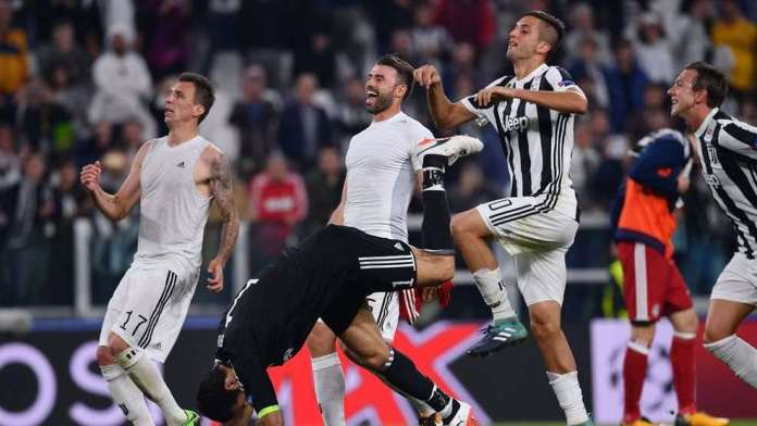 Juventus Is Back On Track With A 2-0 Victory Against Olympiacos 6