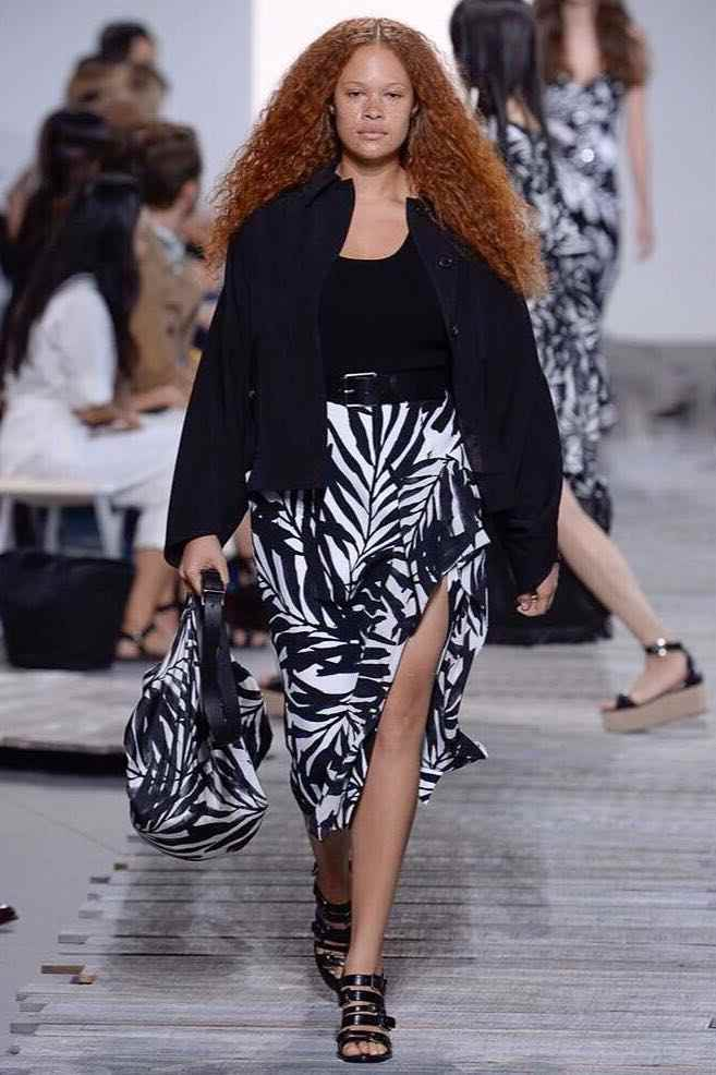 Image result for michael kors runway spring 2018