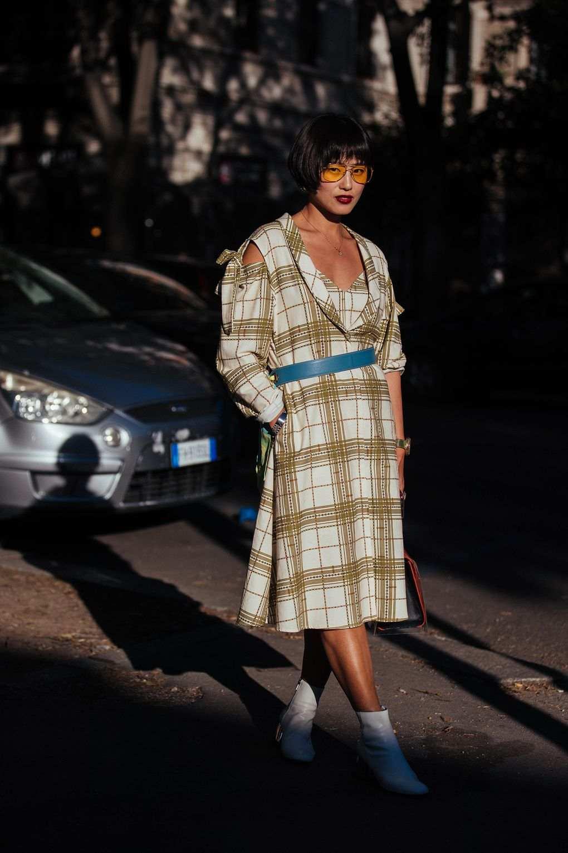 More Street Style Goodness From Milan Fashion Week 2018 Koko Tv Nigeria