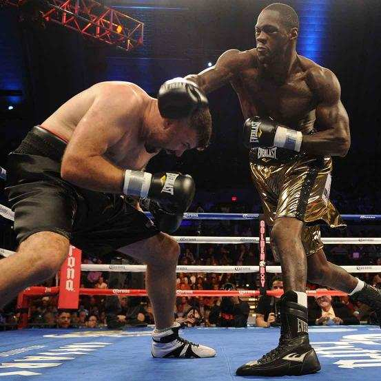 'I'm Coming In To Really Hurt You'…Deontay Wilder Calls