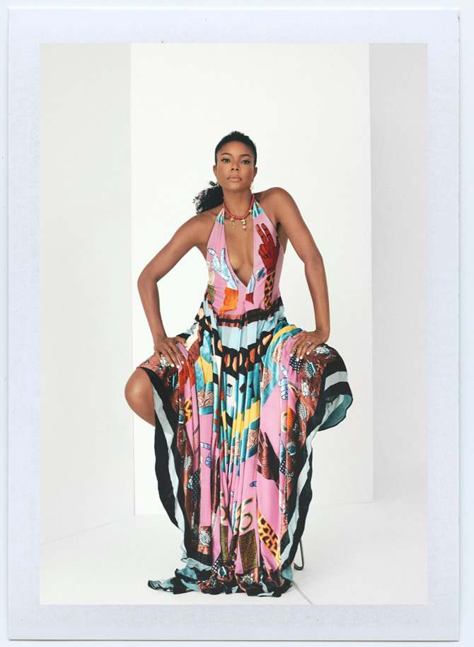 'I Get Most Of My Work Done On The Toilet' Gabrielle Union Gets Down To Earth In The Cut Magazine's Latest Issue 6
