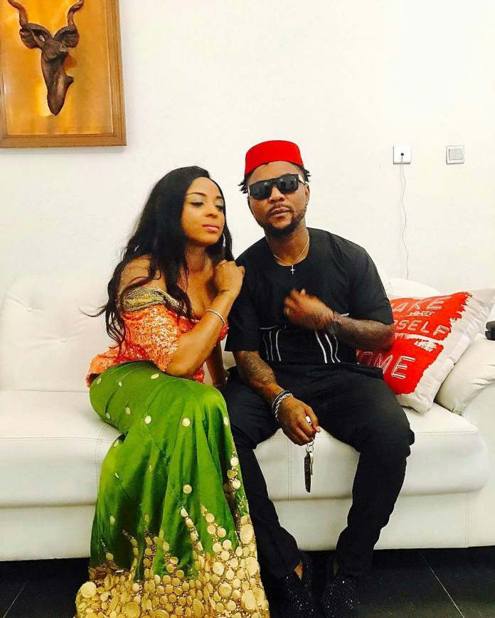 Oritsefemi Describes Wife As His Twin Sister As They Pose Together In New Photos 2