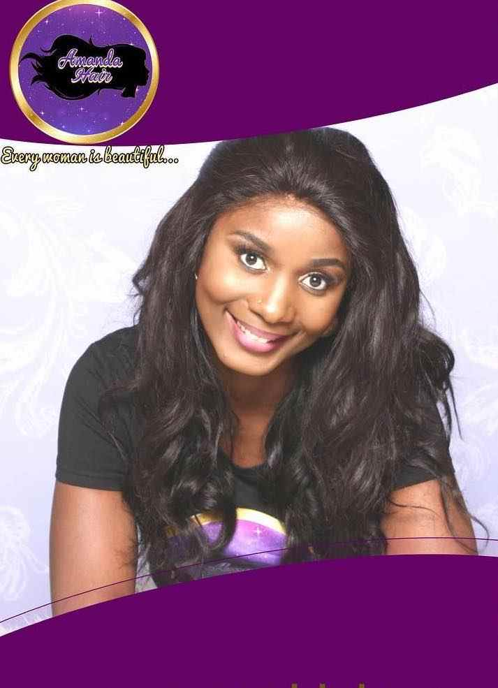 Amanda Ebeye Announces Release Of Her Hair Extensions Amanda Hair
