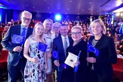 Petteri ja MEP-ehdokkat