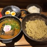 『元祖』明太煮こみつけ麺に椎茸を入れる畜生