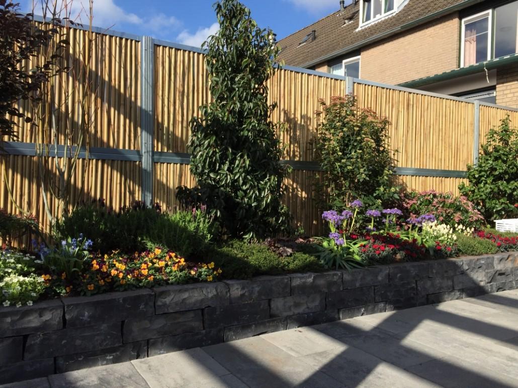 Gartenzaun Mit Sichtschutz. Sichtschutz Garten Garten Ohne Aus Holz