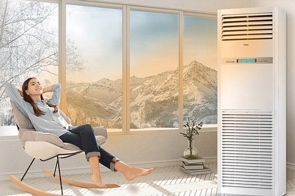 Λειτουργία Θέρμανσης σε Χαμηλές Θερμοκρασίες -15°C