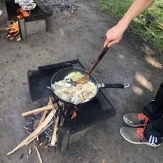 小山先生【やさしい日本語で留学生と話そう】キャンプをしました!