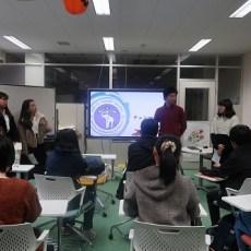 弘前大学留学ウィーク(後期)を実施しました。
