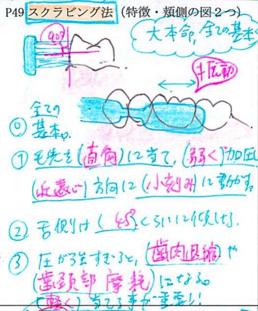 スクラビング法