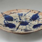 2010 藍点打大皿 11×60×60