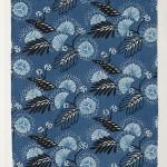 2011 ねむの花 着物 175×142